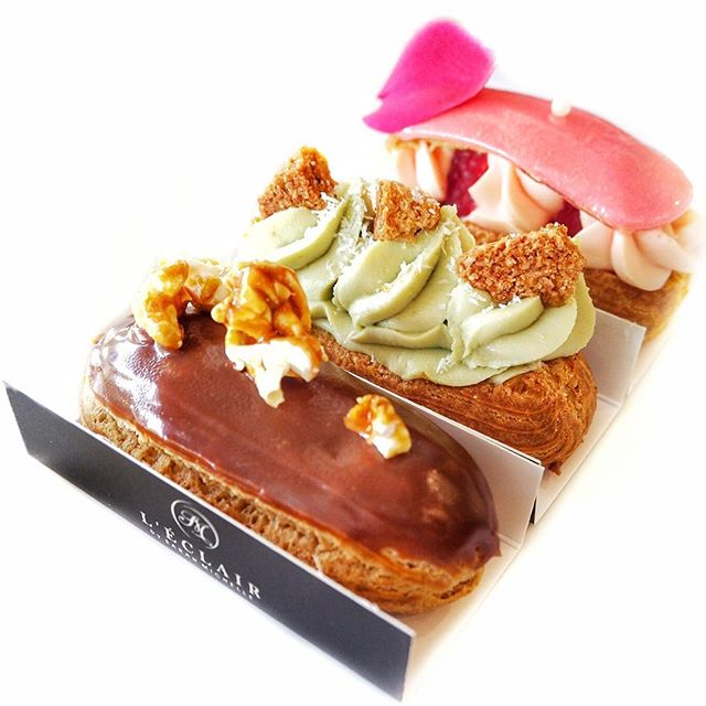 High Tea Degustation Set ☻☻☻☻☻☻☻☻☻☻ A new high tea set at L'Eclair by Sarah Michelle, $50 NETT for two, and that's just $25 NETT each pax.