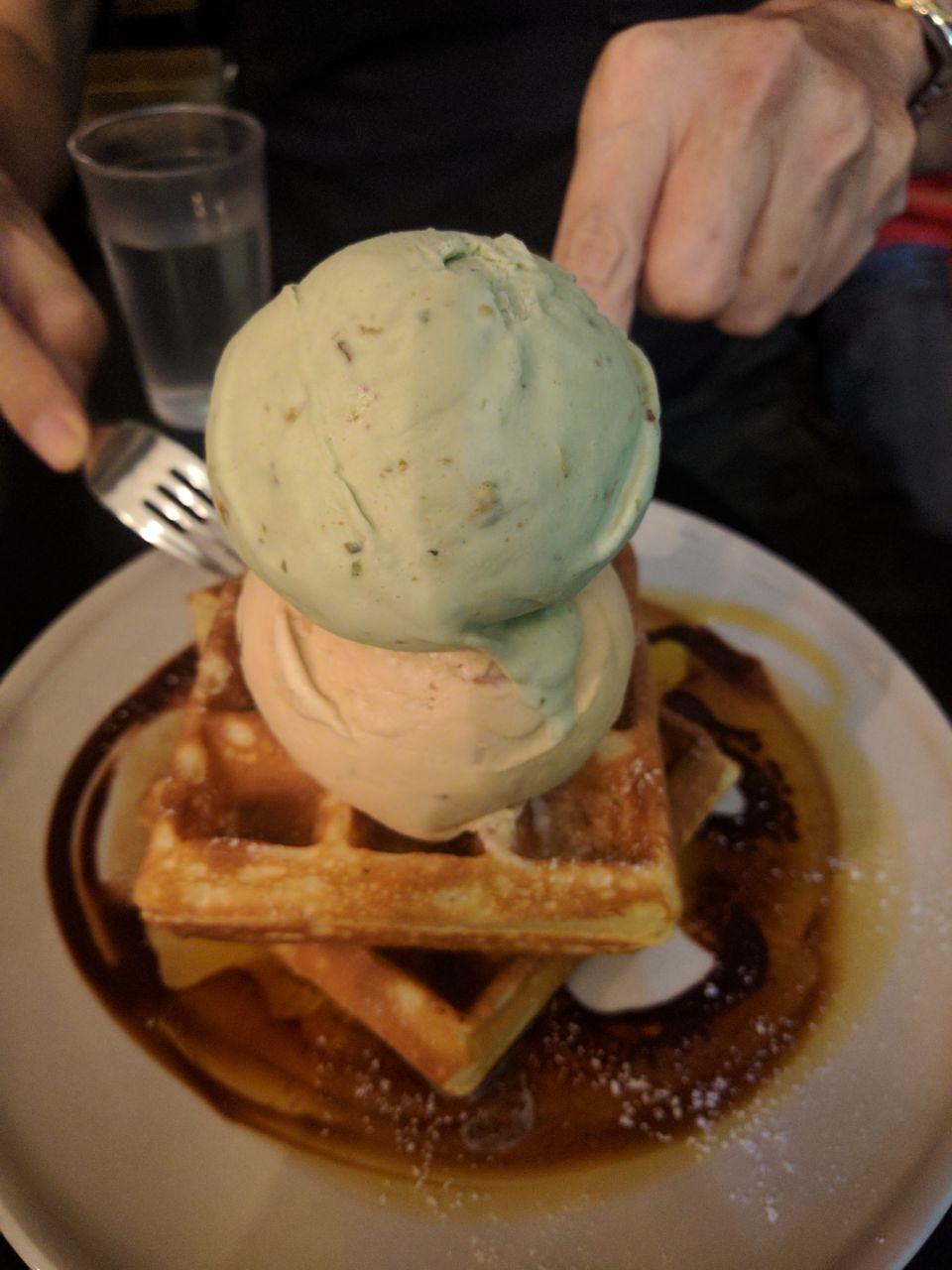 Superb Pistachio Ice Cream