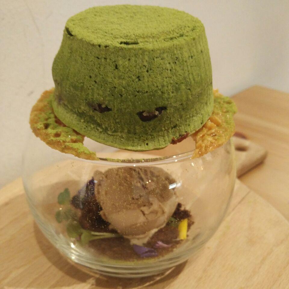Non Entree Dessert Cafe Review