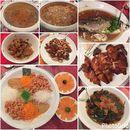 Company CNY 8-course Luncheon: Salmon Yu Sheng .