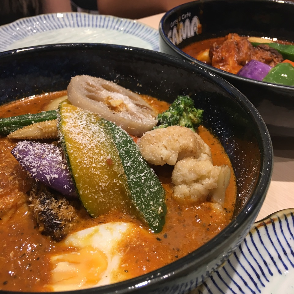 Soup Curry ($13.90-$18.90)