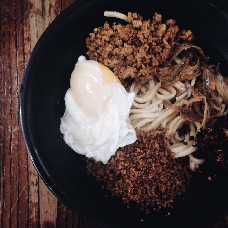 Chili Pan Mee That Never Fails