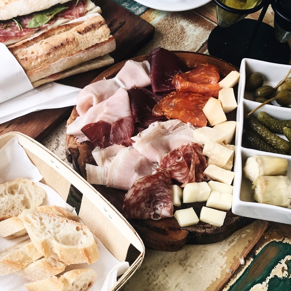 Charcuterie Platter (RM51.95 For Two)
