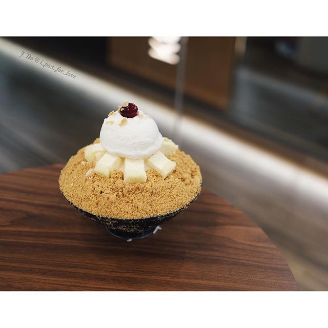 Cheesecake Bingsu ($14.90)