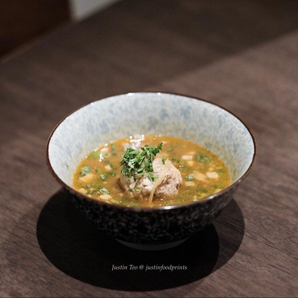 Pong Tahu Soup [Peranakan Omakase At $68++]