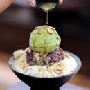 Green Tea Bingsu [$18.90]