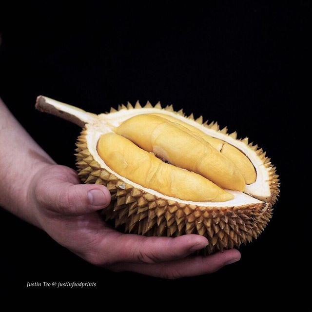 Durians (Tong Lai $11/kg; Tekka $12/kg; XO $12/kg; MSW $20/kg).