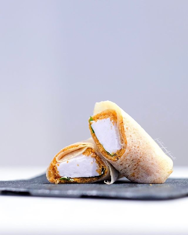 [New Item] Taiwan's Peanut Ice Cream Roll ($3.50).