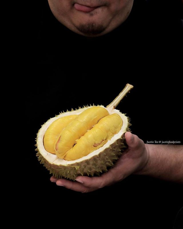 Durian - Super Black Gold (seasonal price).