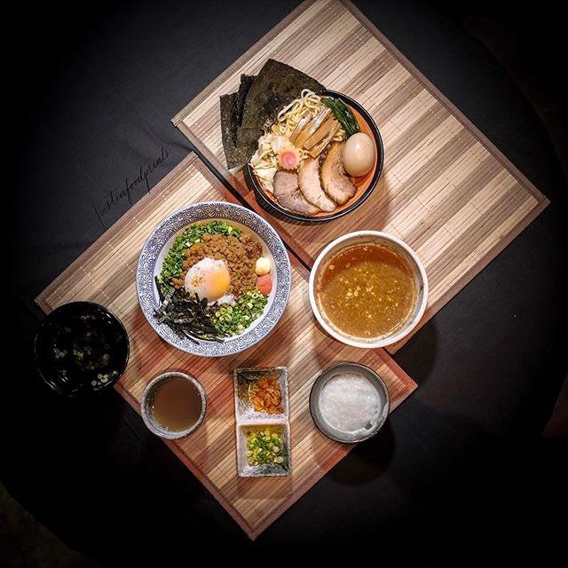 [New Restaurant] Joshoken Tsukemen Specialist ($31.60 for both ramen pictured).