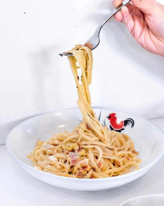 [Burpple Promotion, details inside] Pork and Wonbok Linguine