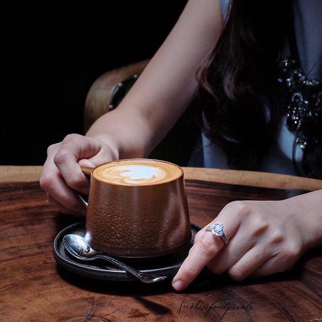 Cappuccino ($6 for 7 oz).
