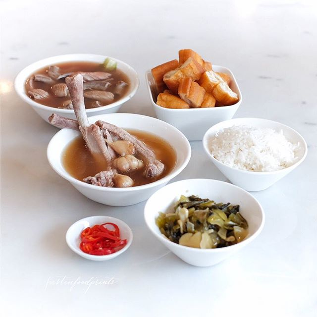 SG Local And Hawker Food