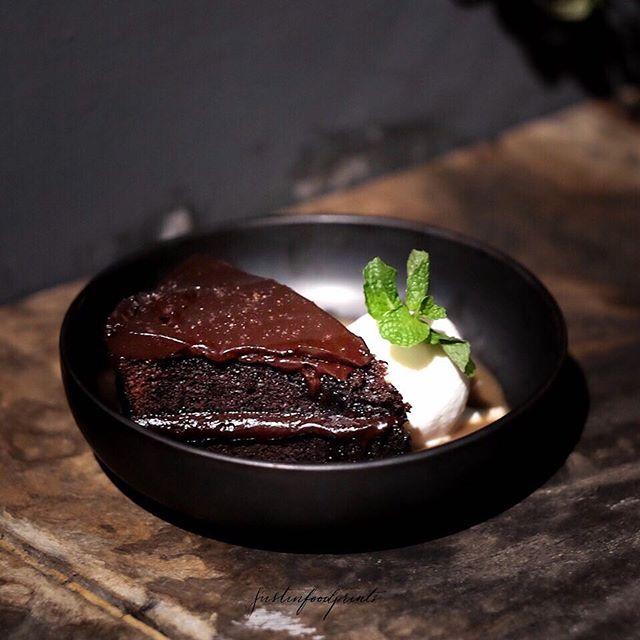 Creatures Chocolate Cake ($18).