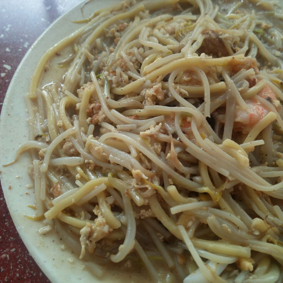 Famous Fried Prawn Mee