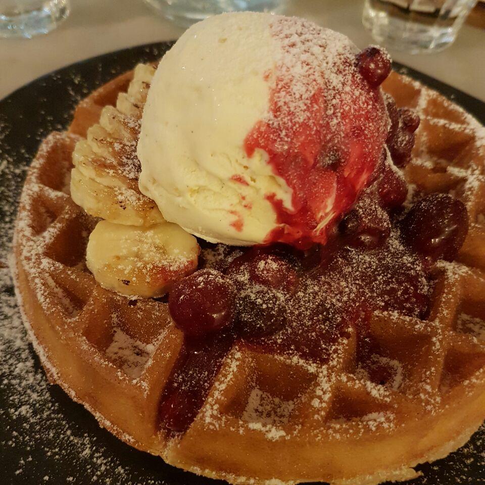 Yummy Waffles & Hotcakes!