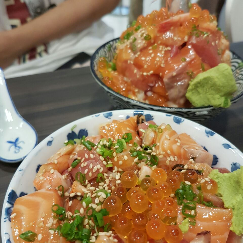 Value For $ Bara Chirashi Don