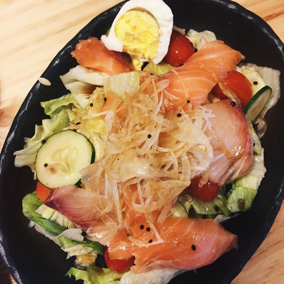 Seafood Salad ($14.90)