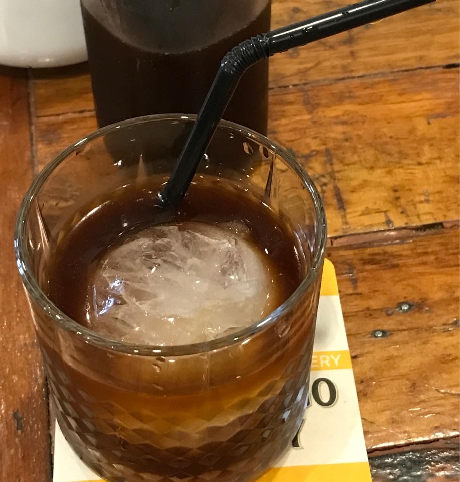 Cold Brew ($7)