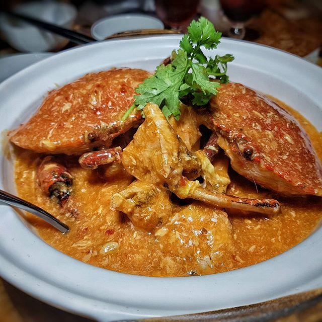 Claypot Chilli Crab!!