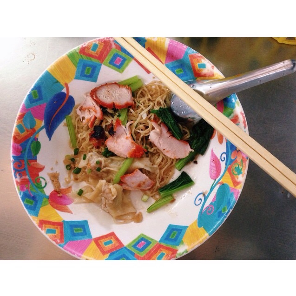 In Bangkok, Asian Favourites