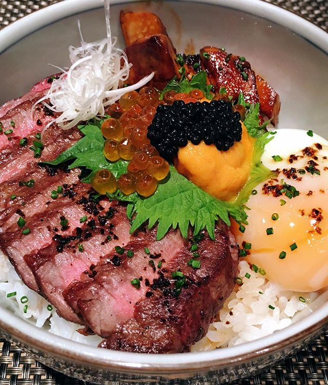 The ultimate premium Wagyu Don.