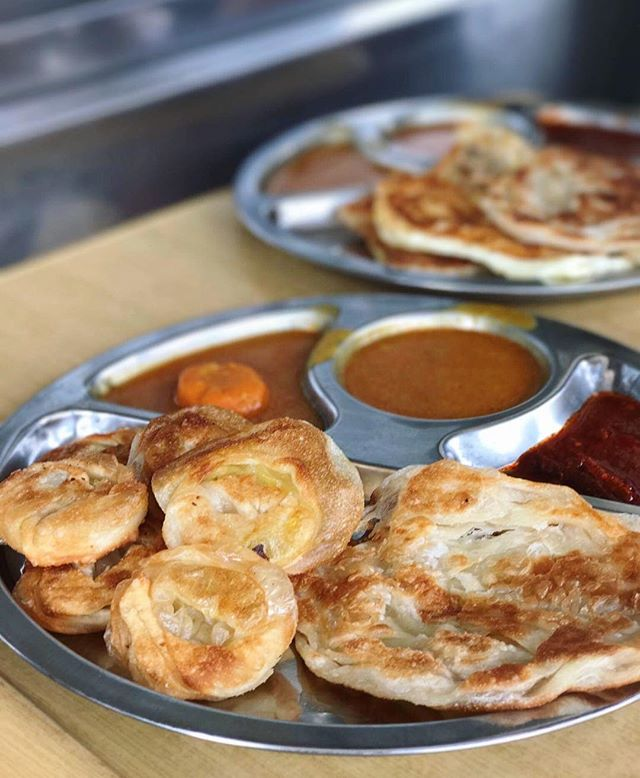 Undoubtedly very crispy as what these Pratas were renowned for; but we wouldn't say they were as good in taste when it came down to taste.
