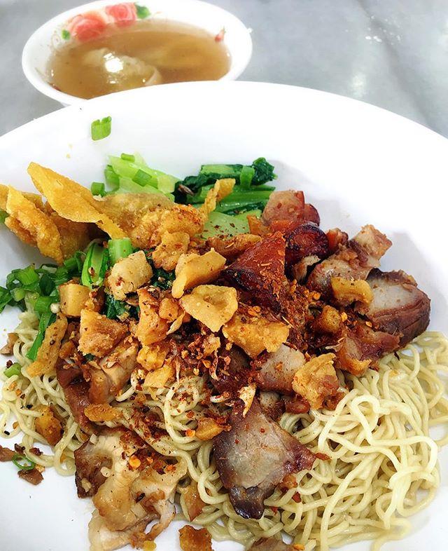 Thai Wanton Mee!