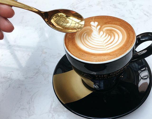 A little caffeine boost for the mid-week as we look forward to more coffee treats to our far Down South.