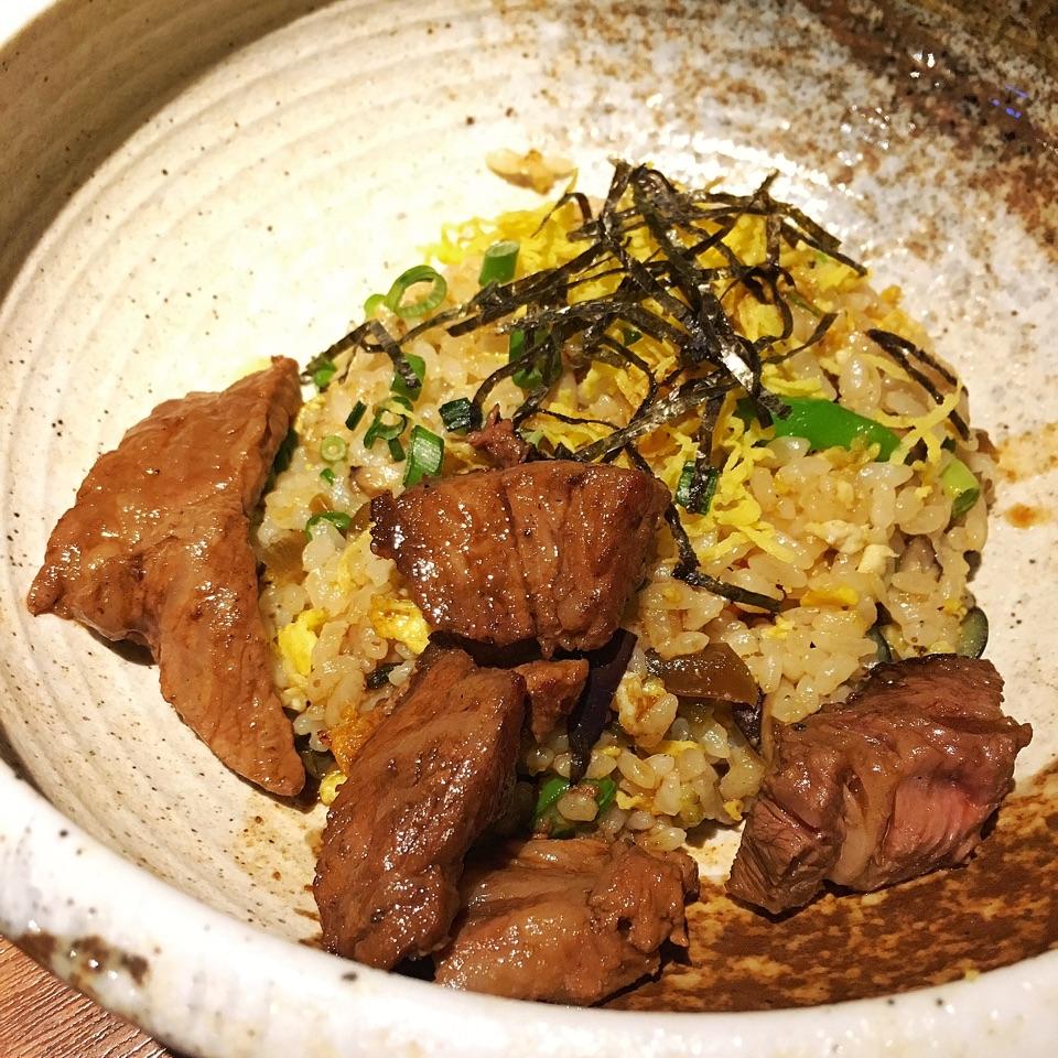 Wagyu Beef Fried Rice