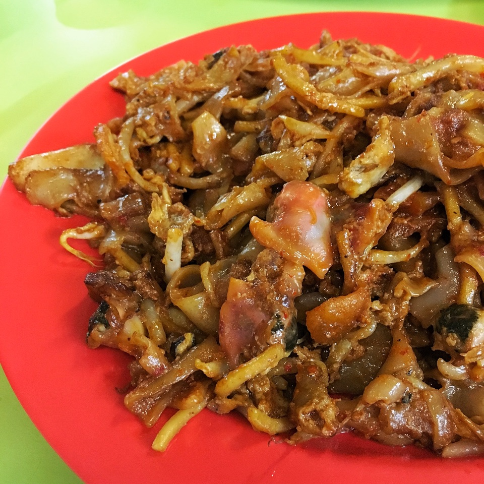 Outram Park Char Kway Teow ($3/4)