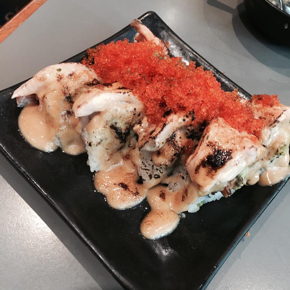 Best maki sushi in town!