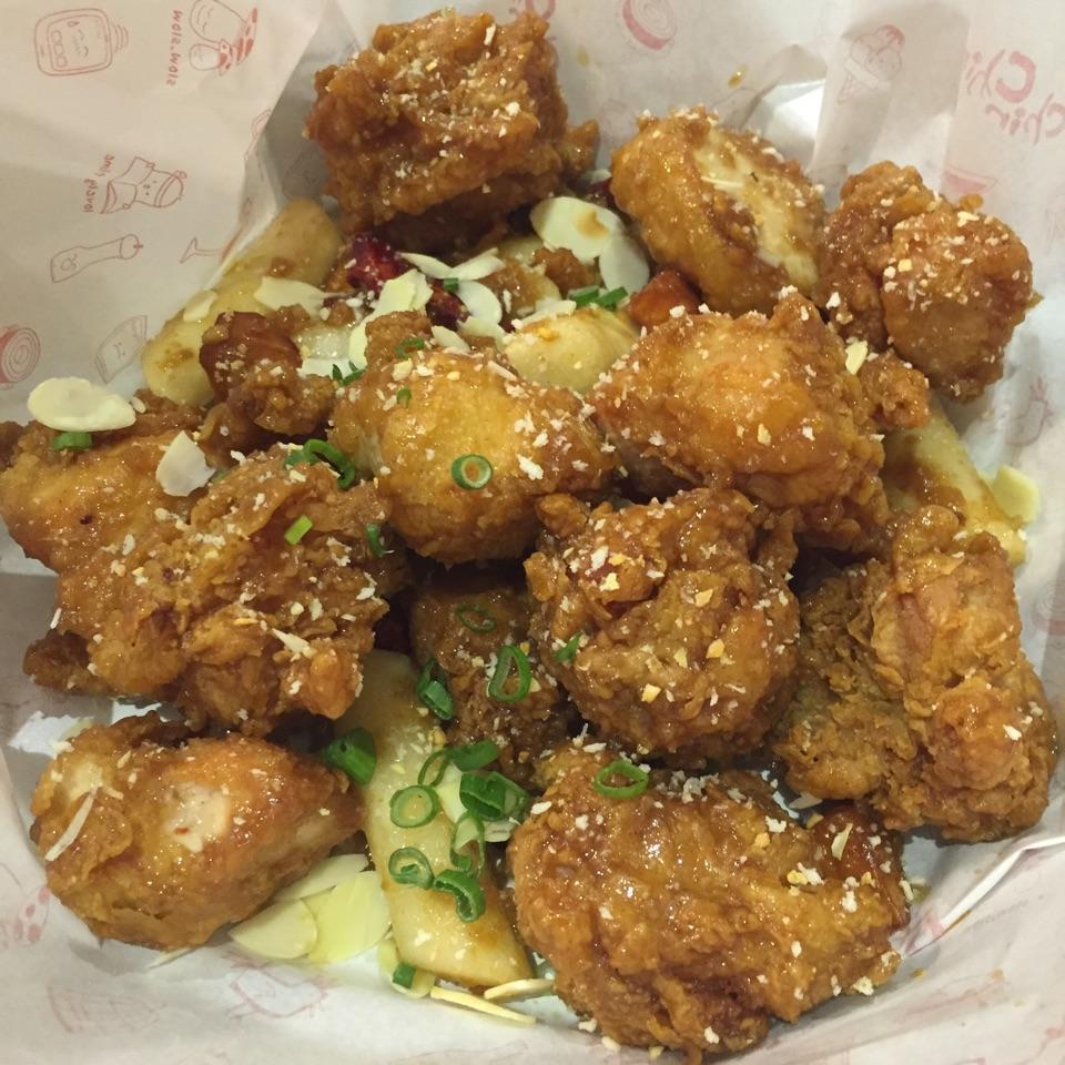 Garlicky-Chicken
