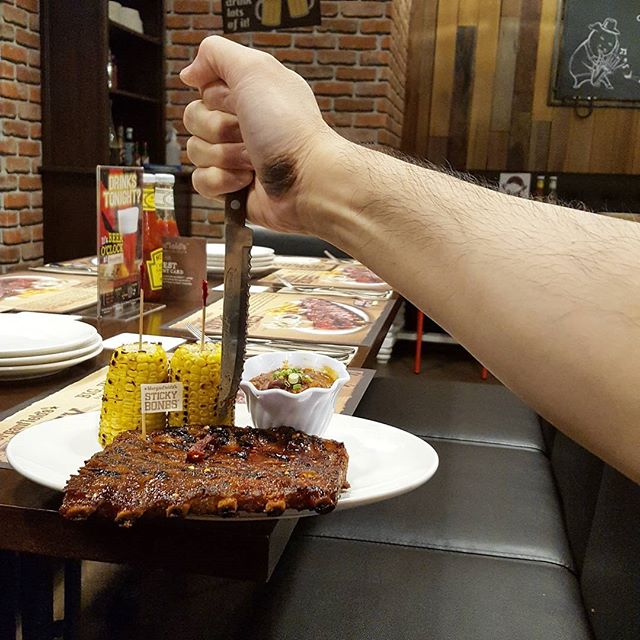 🔪🔪🔪🔪🔪🔪🔪🔪 * Good morning Sexy Ribs * #morganfield #starvingfoodseeker #burpple #hungrysquad #foodstarz #videomasak #phaat #foodbossindia #losangeleseats #eatingnyc #damien_tc #singaporeinsiders #thisisinsiderfood #jktfoodbang #exploreflavours #asiafoodporn #feedthepanda #foodie #dailyfoodfeed #thisisinsider #thisisinsiderfood