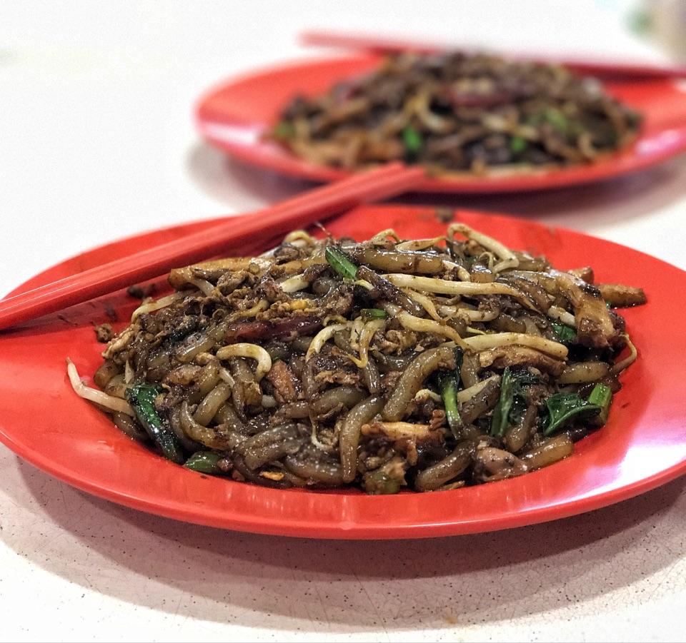 Mee Tai Mak ($3, 食得福 Fried Kway Teow)