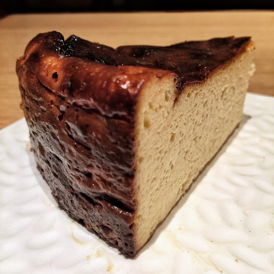 Grand jeté Cheesecake ($8)