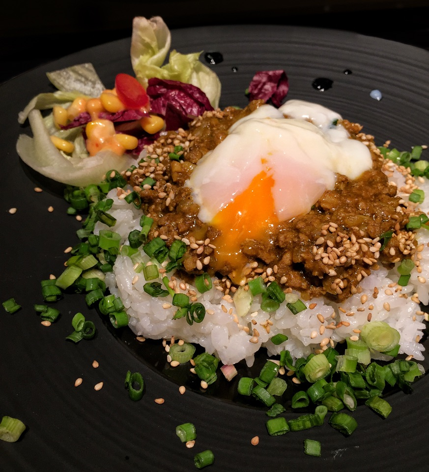 Minced Beef Dry Curry (Japanese Keema Curry, $14.50)