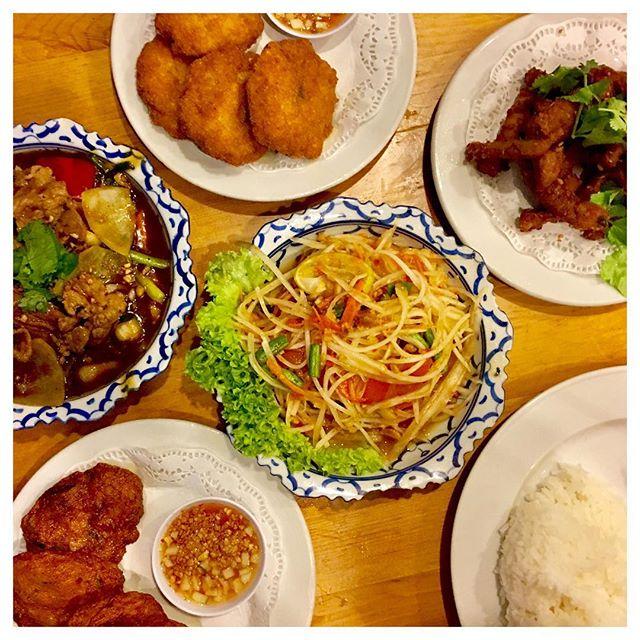 Thai Tuesday!!