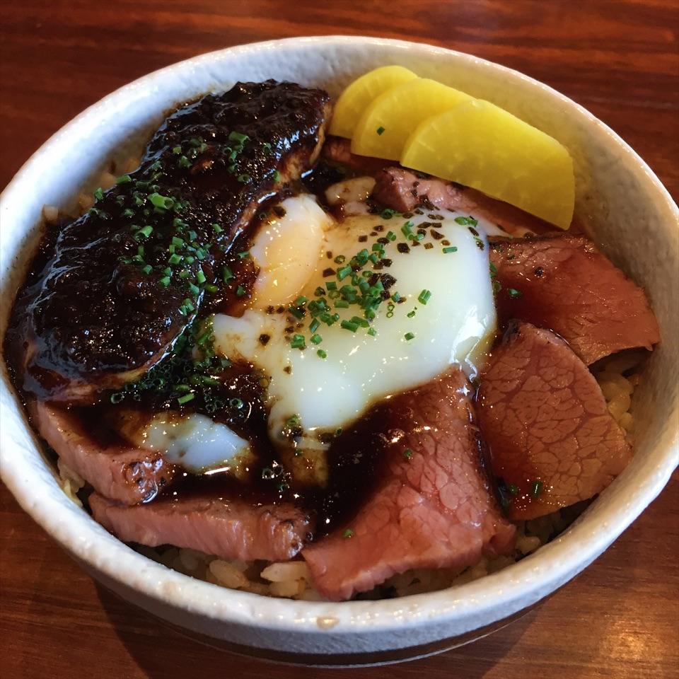 Foie Gras Truffle Yakiniku ($23)