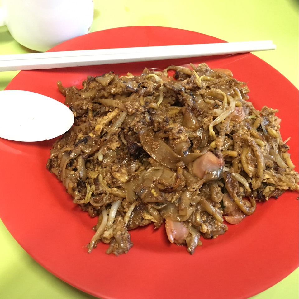 Best Char Kway Teow 😘