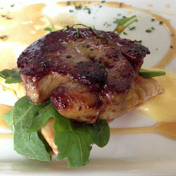 #Somersby Decadent Foie Gras.