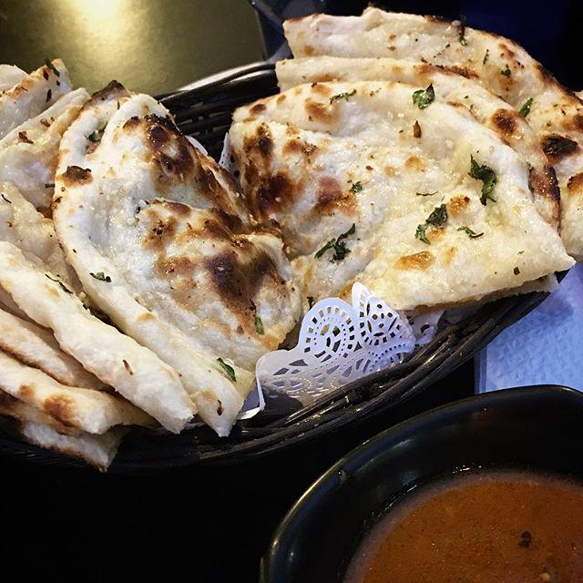 Garlic naan 😋😋😋😋😋😋😋😋 Super yummy.