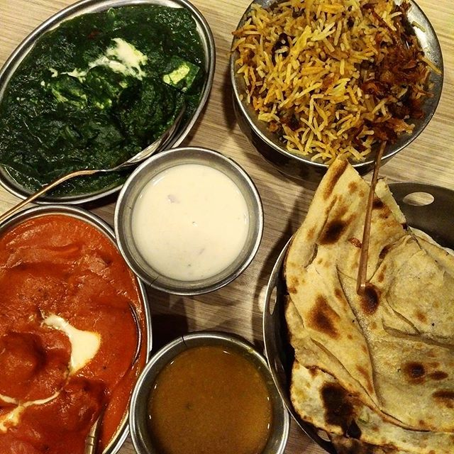 8.9/10  Really good Indian food here that has reasonable portions for the given price.
