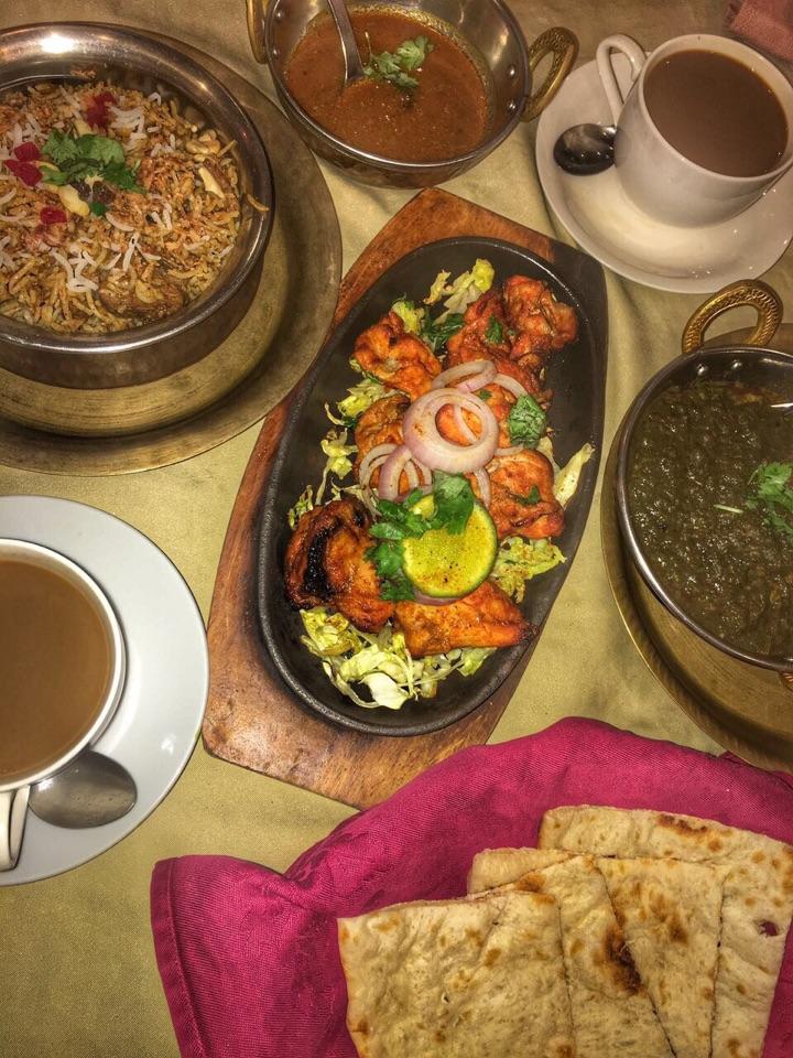 Nepali Dishes