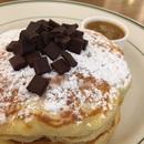 Chocolate Maple Pancakes