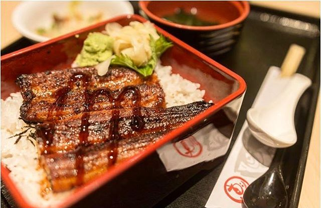 Unagi lovers, check out Maguro-Donya!