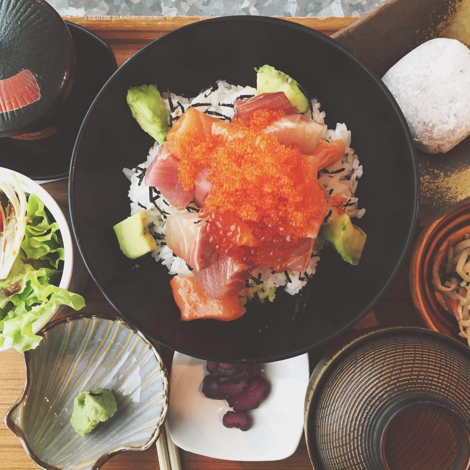 Raw Fish Goodness