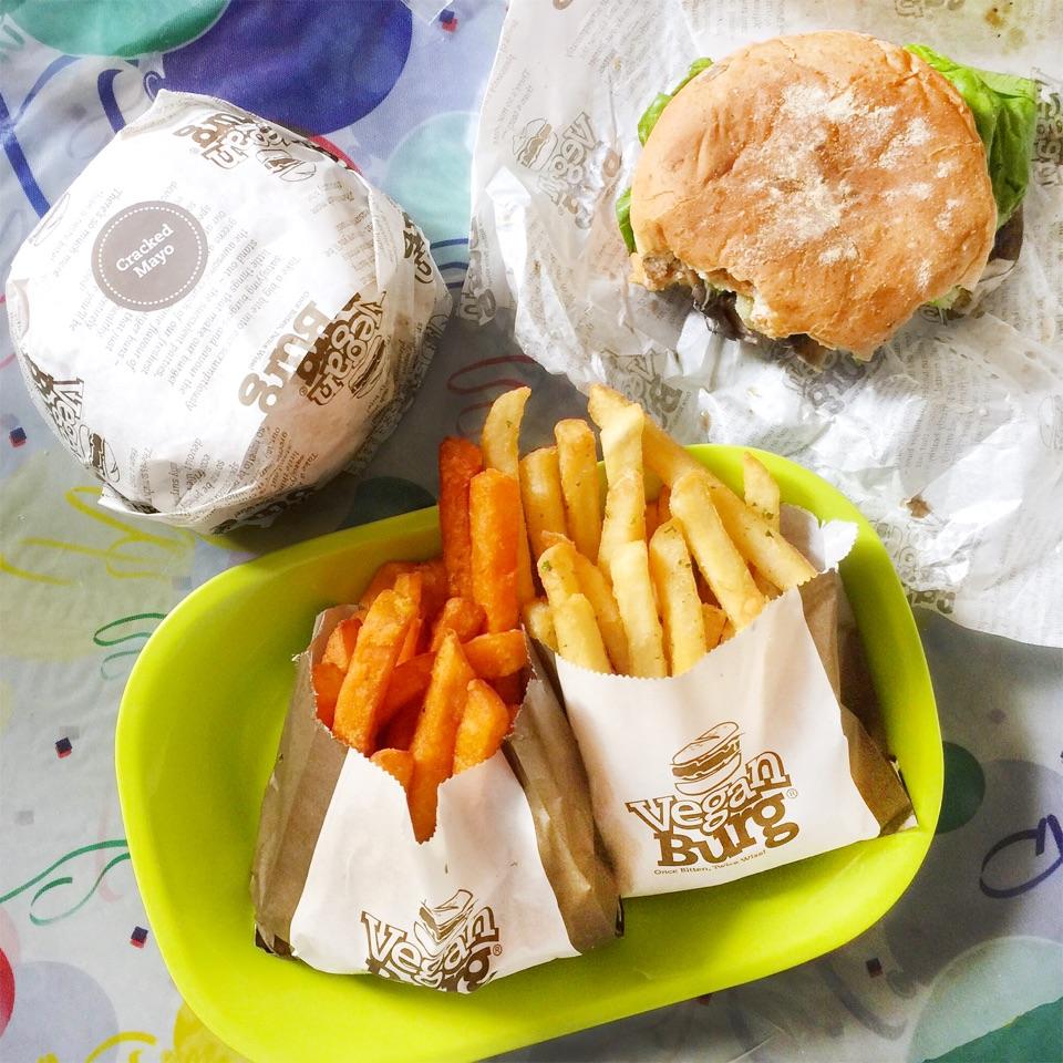 Guilt-Free Fast Food!