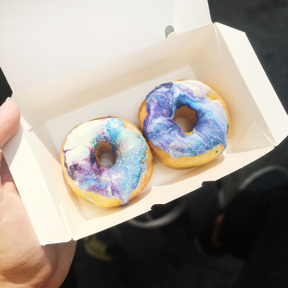 Galaxy Donuts ($3 each)