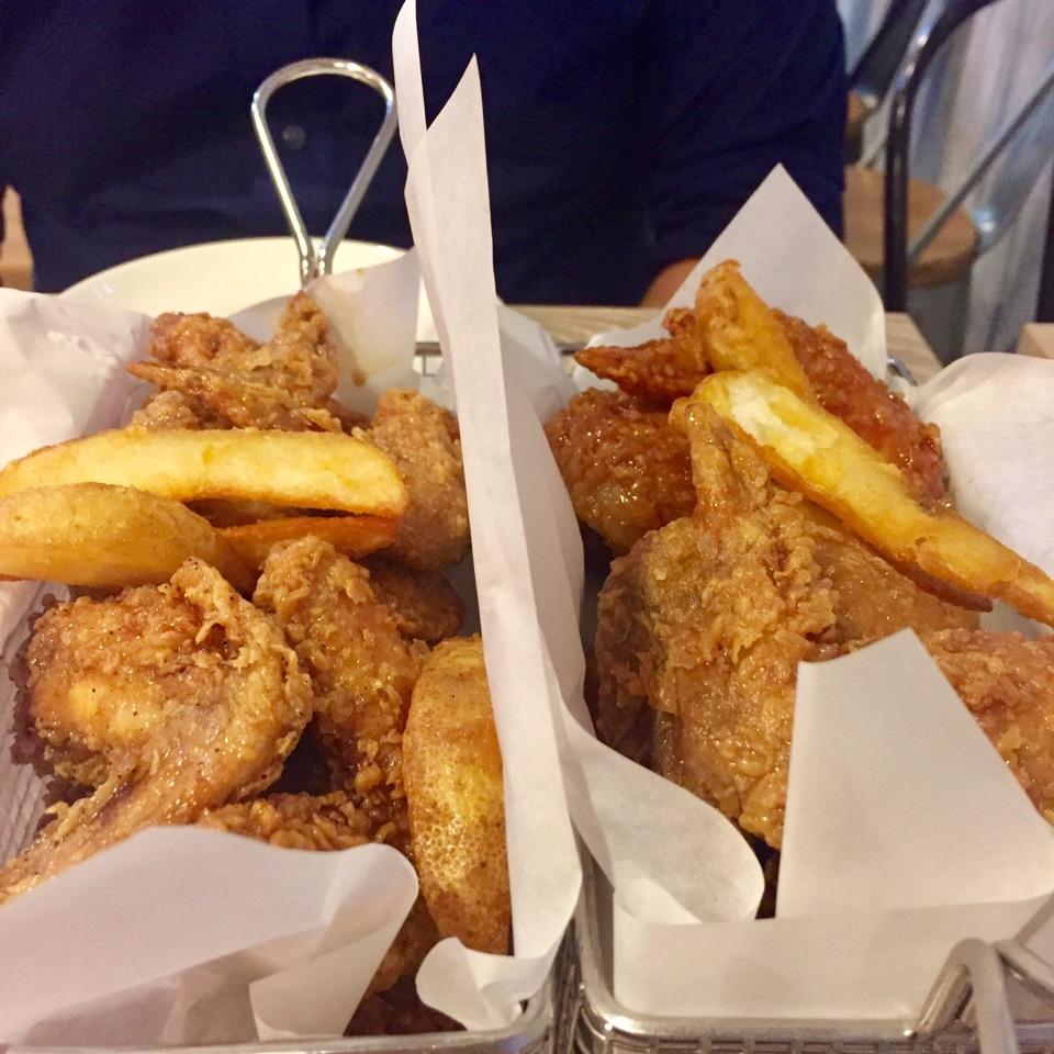 16 Piece Korean Chicken ($29.90)